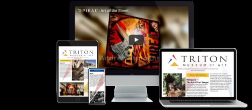Triton Museum Multimedia Magazine